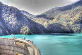 Inguri Dam — Stock Photo