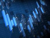 Chart — Stock Photo