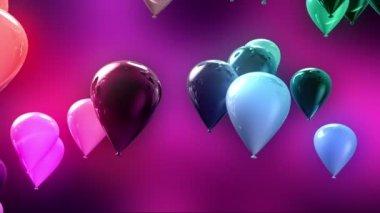 Balloons — Stock Video