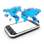Image smartphone — Stock Photo