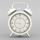 Beautiful alarm clock — 图库照片