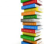 Books bindings and Literature — Stock Photo #7577012