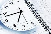 Gerenciamento de tempo — Foto Stock
