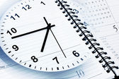 时间管理 — 图库照片
