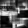 Film negatives - Stock Photo