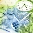 Time is money — Stock Photo #12670544