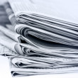 Newspapers — Stock Photo #12670644