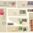 Stamps — Stock Photo #13200009