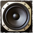 Speaker - Stock Photo