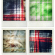 Fabrics - Stock Photo