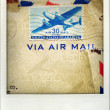 Stock Photo: Air mail