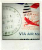 Correo aéreo — Foto de Stock