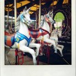 Merry go round - Stock Photo