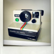 Polaroid camera. — Stock Photo