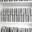 Stock fotografie: Tin cans