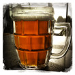 Glass of beer - Stockfoto