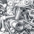 Nuts and bolts — Foto de stock #18913847