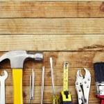 Work tools — Stock Photo #22345609