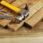 Carpentry still life — Stock Photo #22345659