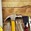 Work tools — Stock Photo #22346959