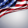 American flag — Stock Photo #22349497
