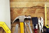 Arbeitswerkzeuge — Stockfoto