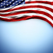 American flag — Stock Photo #22599621
