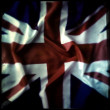Union Jack flag — Foto de stock #22926892