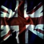 bandeira estrelada — Foto Stock