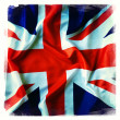 Union Jack flag — Foto de stock #22933684