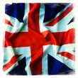Union Jack flag — Stockfoto #22933684
