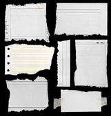 Torn paper — Stock Photo