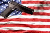 Gun control — Stock Photo