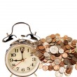 Time is money concept — Stock Photo #23335796