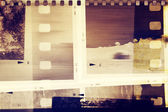 Strisce di pellicola — Foto Stock