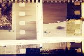Tiras de filme — Foto Stock