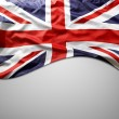 Union Jack flag — Stock Photo #23595433