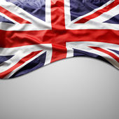 Union Jack flag — Foto Stock