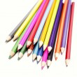 Color pencils - Stock Photo