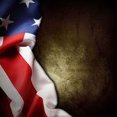 Amerikaanse vlag — Stockfoto