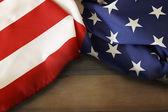 Amerikan bayrağı — Stok fotoğraf