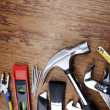 Work tools — Stock Photo