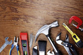 Work tools — Stockfoto