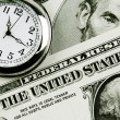 Time is money — Stock Photo #26639421