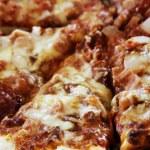 Pizza — Stock Photo #27475543