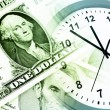 Time is money — Zdjęcie stockowe