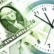 Time is money — Stock Photo #28770169