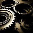 Stock Photo: Cogs