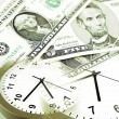 Time is money concept — Stock Photo #31232811