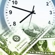 Time is money concept — Stock Photo #31232821